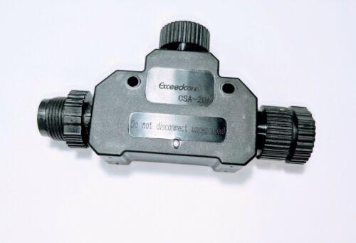 Exceedconn-CSA-2DA-T-connector