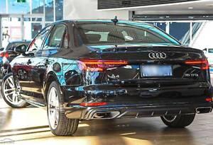 Audi 2019 A4 35 TFSI S-Line - Still Under New Car Warranty