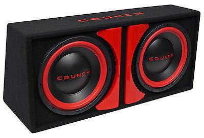 Crunch CR-212A 1000w Dual 12
