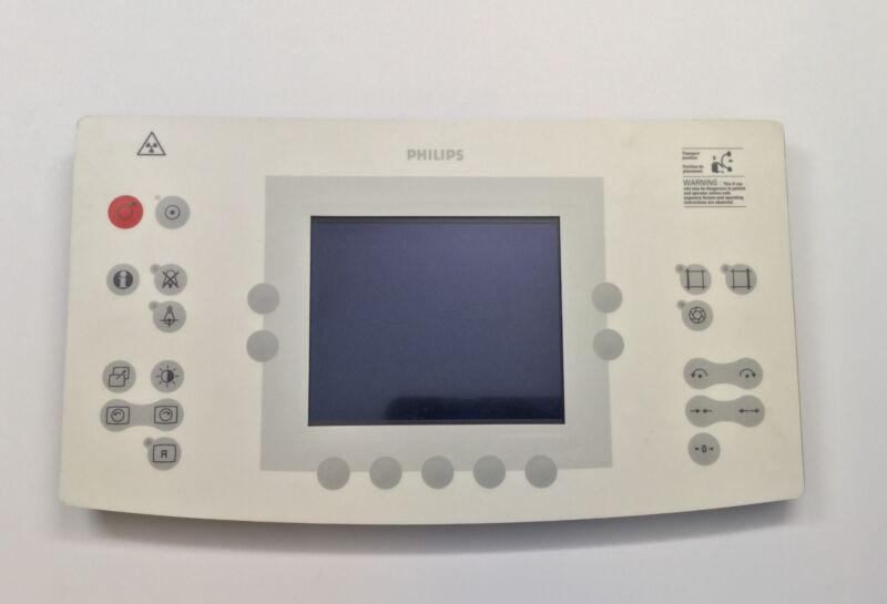 Philips BV Pulsera 4522-165-0111.1 Keypad Assembly