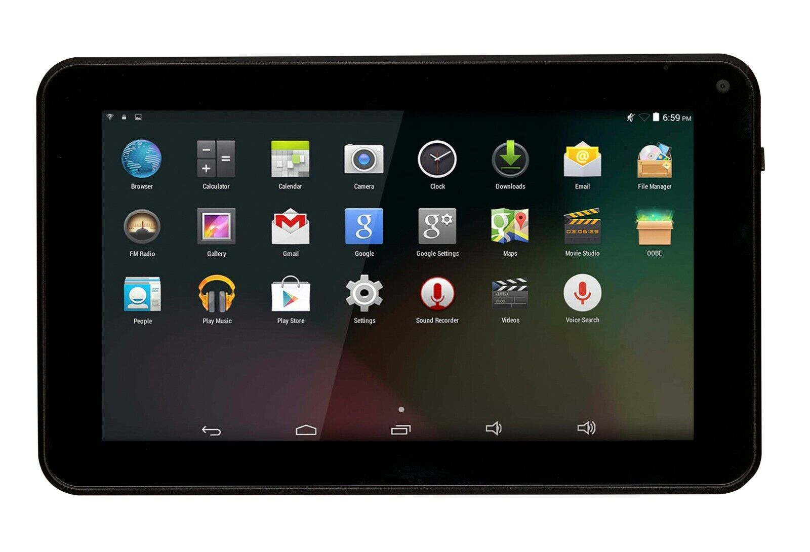 7 Zoll Tablet Android 8.1 GO 7