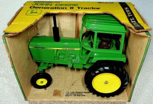 John Deere Generation II Tractor New in the Box 1/16 Scale