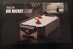 Table top Air Hockey Table Klemzig Port Adelaide Area Preview