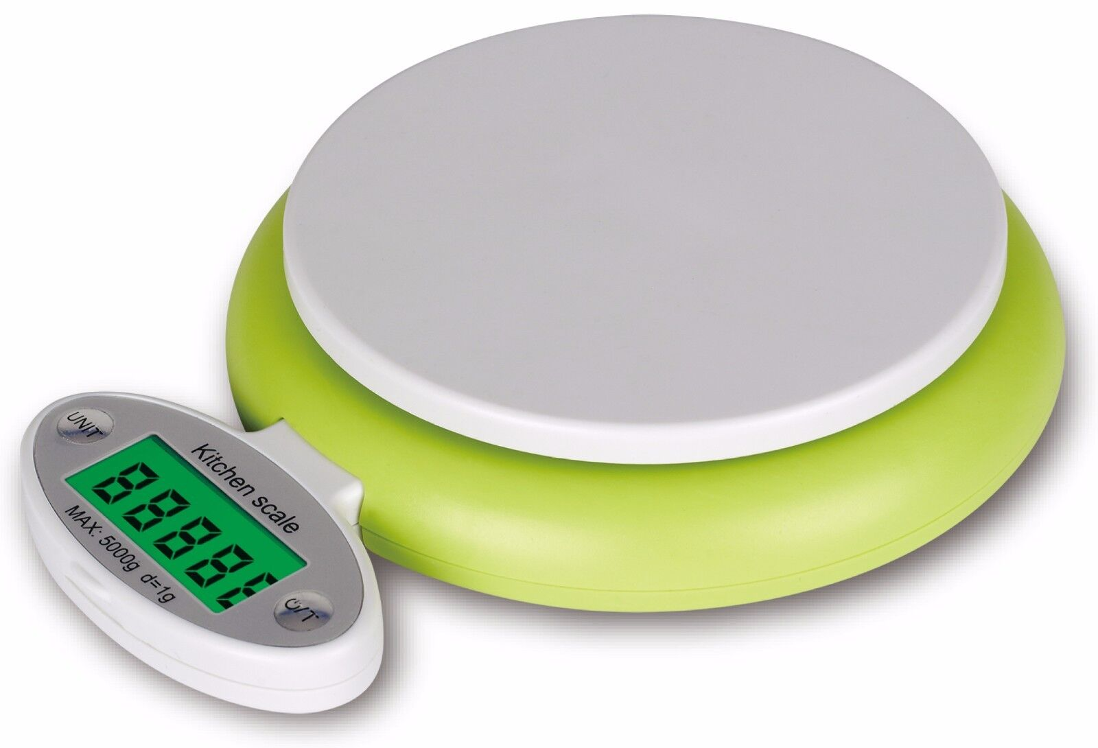 Digital Kitchen Scale Food Compact Weight Roaster Electronic Baking Scale 5000g