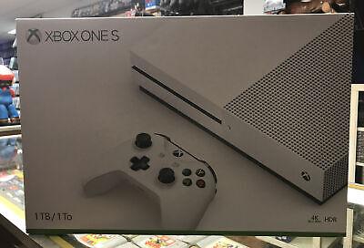 Microsoft Xbox One S 1TB White Console
