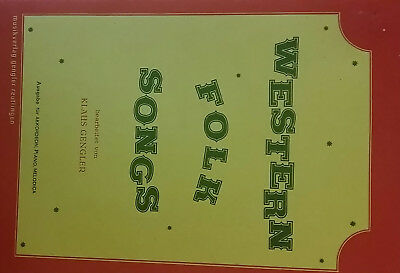 Akkordeon: Western Folk Songs + 2. Stimme ***neu***