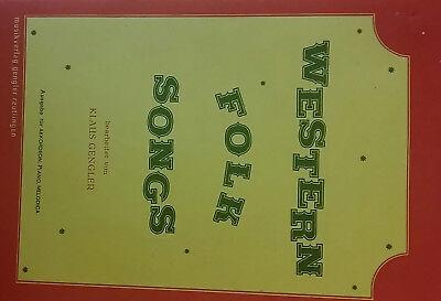 Akkordeon: Western Folk Songs + 2. Stimme ***neu***