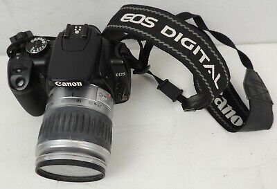 Canon EOS Digital Rebel XTi 10.1 MP with 28-90mm Lens and Carry Bag
