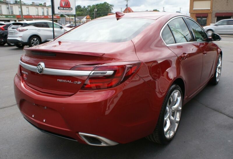 Image 6 Voiture American used Buick Regal 2015