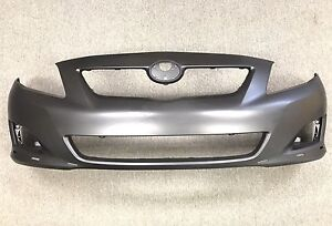 09-10 Corolla Front Bumper cover S/XRS Brand New Aftermarket