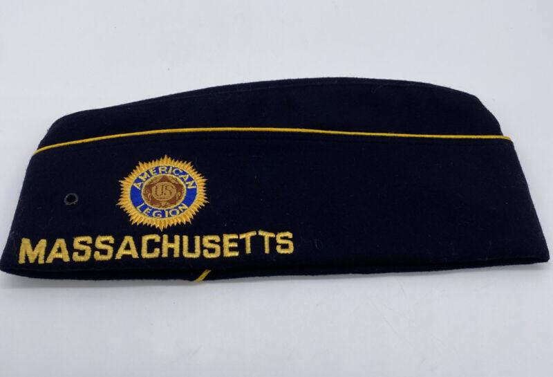 Vintage American Legion Cap Hat number 89 Massachusetts