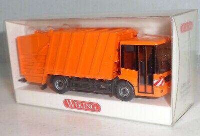 Wiking Sondermodell Mercedes L 5000 Holztransport weinrot TOP
