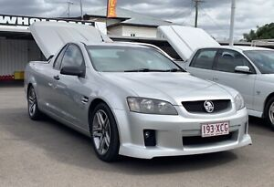 2007 Holden Commodore Ve Omega Automatic Ute Maryborough Fraser Coast Preview