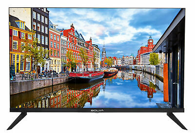 "BOLVA 32"" Inch HD LED TV Flat Screen 3 x HDMI & 1 x USB Wall Mountable 32BF20"