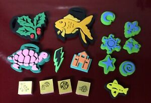 34 Craft Stamps For Sale