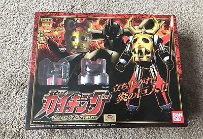 Bandai GE-10 Gaiking Chogokin LEGEND OF DAIKU-MARYU Metal Figure for sale  Philadelphia