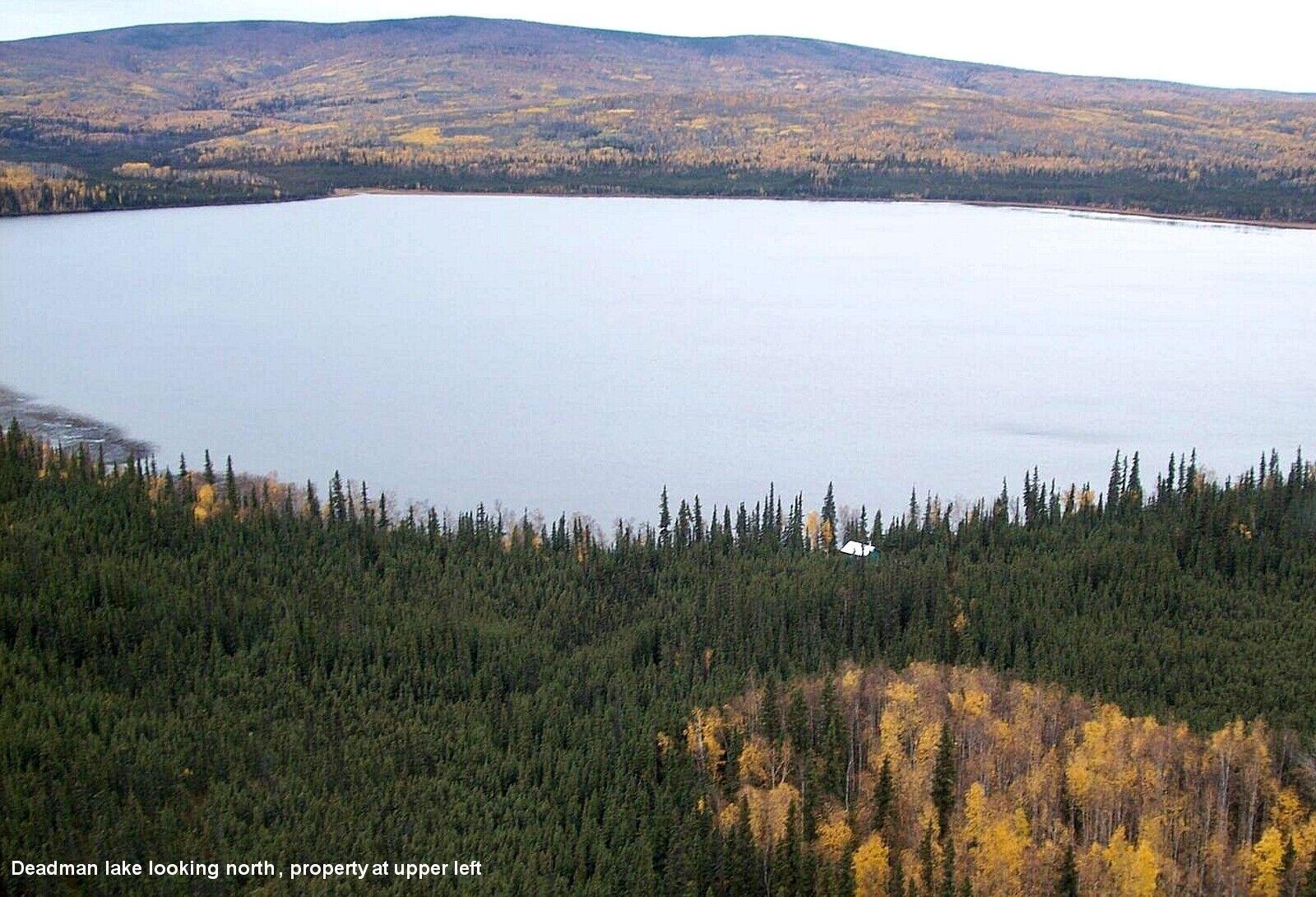4.64 ACRES ALASKA LAKE LAND - CABIN, HOMESTEAD, HUNT, FISH, CAMP - EZ FINANCING!