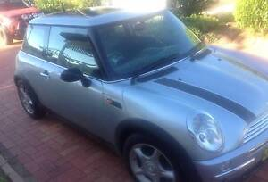 Mini Cooper R50 2003 Sedan Low KLM's Electric Sunroof RSC Tyres Cowra Cowra Area Preview