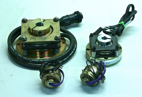 Electroid electromagnetic Clutches (4)