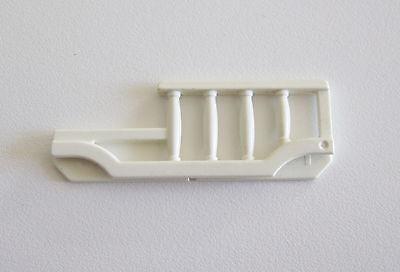 Playmobil (r2127) maison moderne - barrière blanche avant lits superposés 5328
