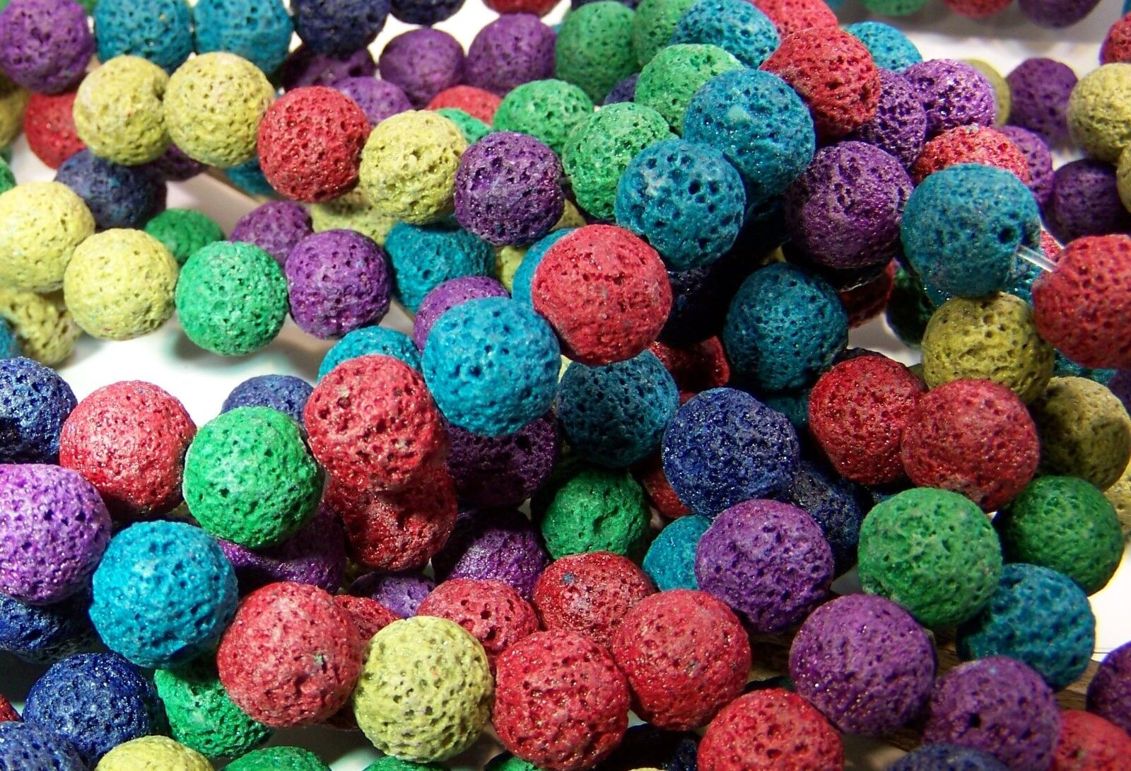 Lava Beads Diffuser 6mm Beads Scent Aromatherapy Essential