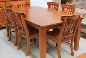 ON SALE - Dinning Setting New Life (Brand New) #2100 Beverley Charles Sturt Area Preview