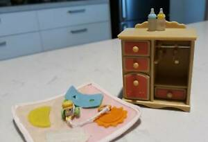 Sylvanian Families - Nursery Furniture and Accessories