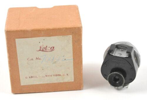 Leica Leitz Wetzlar Universal Viewfinder VIOOH w/Box