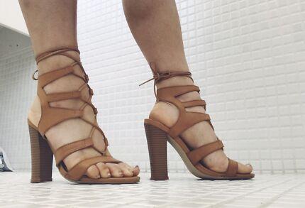 Basement HQ Heels