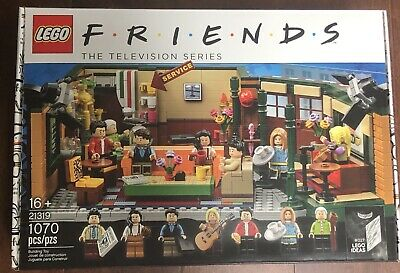 Fun Anniversary Ideas (LEGO Friends Central Perk Play Set IDEAS 21319 25th Anniversary Brand New In)