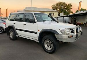 2003 Nissan Patrol GU III ST (4X4) Manual 270 is RWC Maryborough Fraser Coast Preview