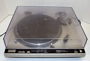 Technics SL-1600 MK2 Direct Drive Quartz Automatic Turntable SL1600MKII