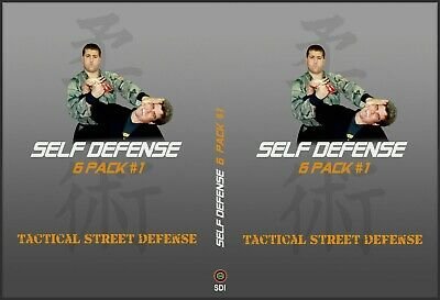 2 Awesome Self Defense DVDS for $15.99 and Free Shipping