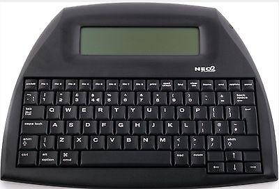Alphasmart Neo 2 Portable Word Processor W Usb Cable