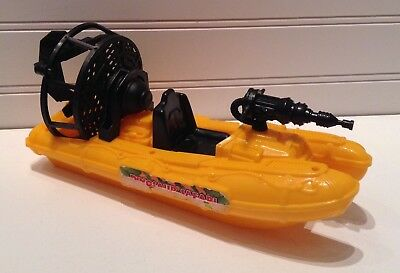 1:10 Scale Toy Pontoon Swamp Boat