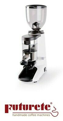 Commercial Espresso Coffee Bean Grinder With Doser And Auto Stop Futurete D64