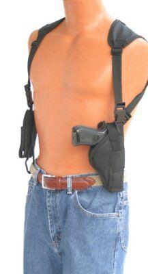 deluxe shoulder holster w vertical