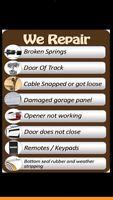 Garage door repair and same day service 306 881 4400