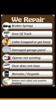 Garage/door/repair 403 613 0048