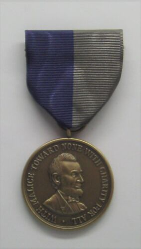 Army Civil War Campaign Military Medal