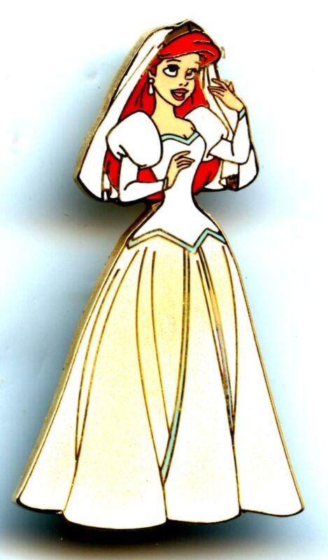 Disneyland Paris - Married Princesses Series - Ariel (The Little Mermaid) Pin