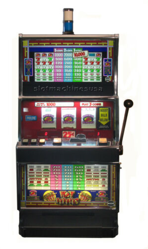 IGT Hot Pepper Slot Machine For Sale
