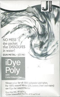 IDye Poly  GUN METALL   461   zum Färben von Polyester und Nylon,Polyester Farbe
