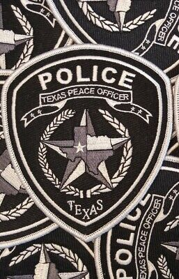 Texas Off Duty Police patch DPS style