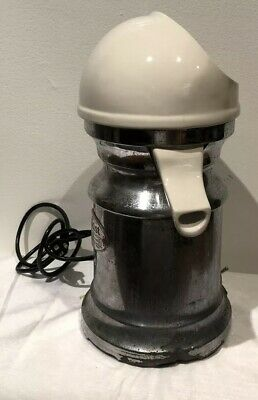 Vintage Collectible Sunkist Fruit Juice Extractor Commercial Kitchen Juicer