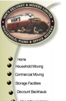 MOVER/DRIVER WANTED IMMEDIATELY