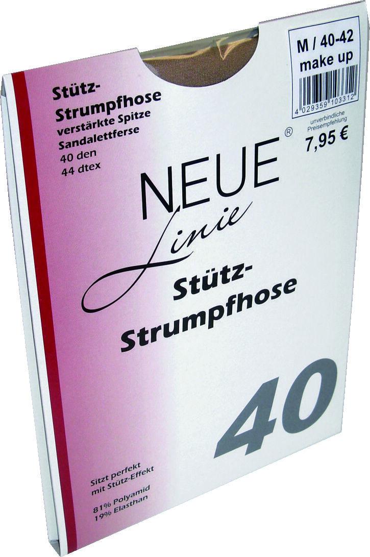 Hochwertige 40den Stützstrumpfhose Damenstrumpfhosen Feinstrumpfhosen