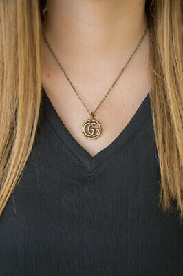 Vintage Gucci Necklace