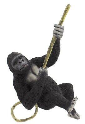 Country Artists Natural World - Large Gorilla Swinging on Vine