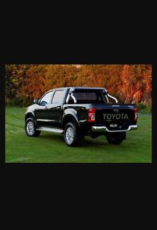 Toyota hilux sports bar new shape 2015 sr5 Strathfield South Strathfield Area Preview